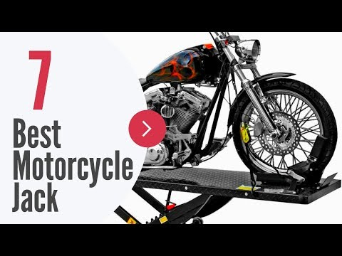 Best Motorcycle/ATV Jack & Lifts - Buyer's Guide and Review
