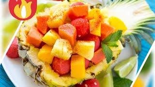 🔥🔥🔥Мексиканский острый фруктовый салат🔥🔥🔥