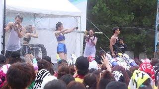 7月22日、Water Run 2018が横浜・八景島シーパラダイス内で開催され、 ...