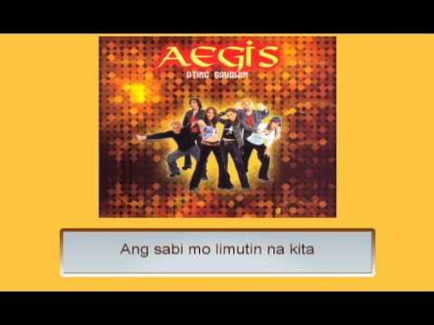 Aegis Bakit (Ako Ngayo'y Hate Mo) (Dance Mix) with lyrics
