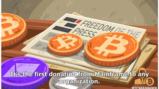 Freedom of the Press Foundation Now Accepts Cryptocurrency Donations