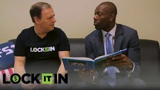 Story Time With Terrell Owens and Cousin Sal | LOCK IT IN