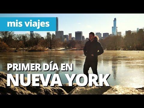 MI PRIMER DÍA EN NUEVA YORK | Estados Unidos