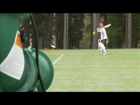 Paceman Bowling Machine (Official Video)
