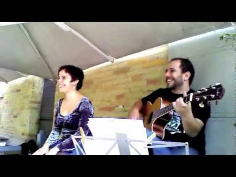 JAZZ WEEKEND 2012 - Mireia Izquierdo & Yeray Hernandez - Tapas Club