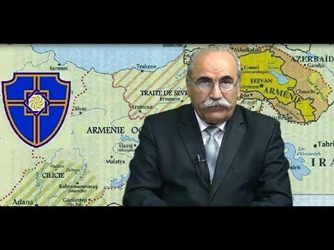 2019 г - Новогоднее поздравление Президента Республики Западная Армения Радика Хамояна