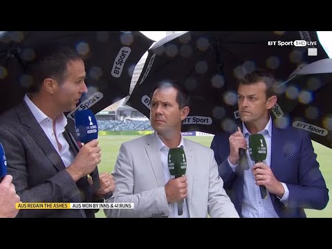 """I hope Ben Stokes is hurting"" 