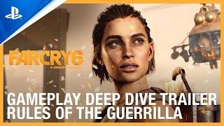 """Far Cry 6 - """"Rules of the Guerrilla"""" Gameplay Deep Dive Trailer"""