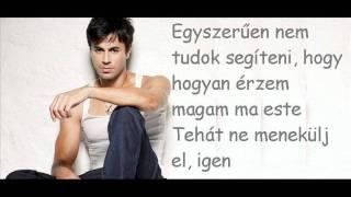 Enrique Iglesias feat. Kelis I