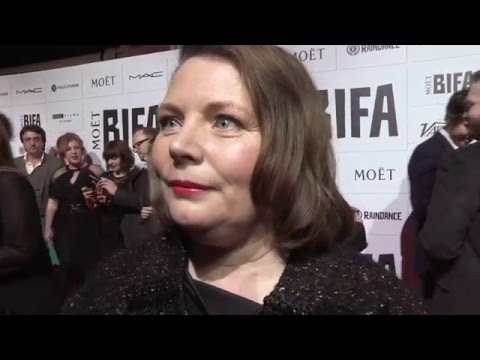 Joanna Scanlan  MBIFA Award Presenter