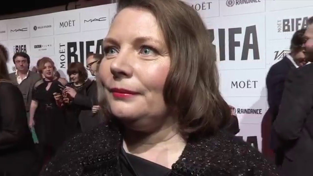 Watch Joanna Scanlan video