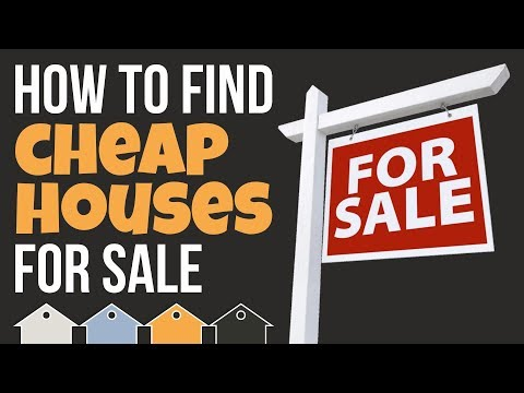 How To Find Cheap Houses For Sale In The UK | Property Investment UK Tips