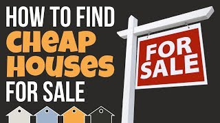 Download lagu How To Find Cheap Houses For Sale In The UK Property Investment UK Tips MP3