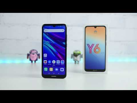 Huawei Y6 2019 нужны рынку такие смартфоны или нет?