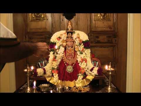 "Sthothra Samhitha (13) - Hymns in Praise of Mahalakshmi (Shree) - ""Sri Sthuthi"" (Vedanta Desika)"