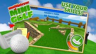 Mini Golf 3D City Stars Arcade Android Gameplay [HD]