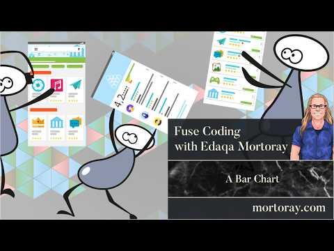 Fuse Coding: A Bar Chart - YouTube