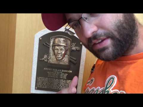 Baseball Adventures of El Tipo: National Baseball Hall of Fame and Museum Part 1