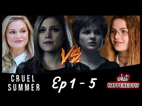 CRUEL SUMMER Episodes 1 - 5 Recap - Team Jeanette or Team Kate? | What Happened?!