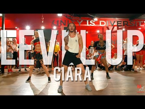 Ciara - Level Up  Hamilton Evans Choreography