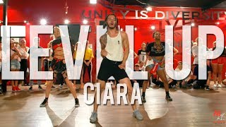 Ciara - Level Up | Hamilton Evans Choreography Video