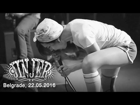 JINJER - Live in Belgrade / Serbia, 22.05.2016