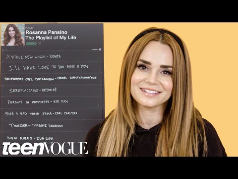 Rosanna Pansino Creates the Playlist of Her Life  Teen Vogue
