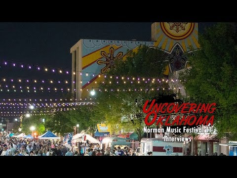 Norman Music Festival 11 Interviews
