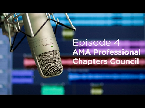 Answers in Action Podcast: Episode 4 AMA Professional Chapters Council