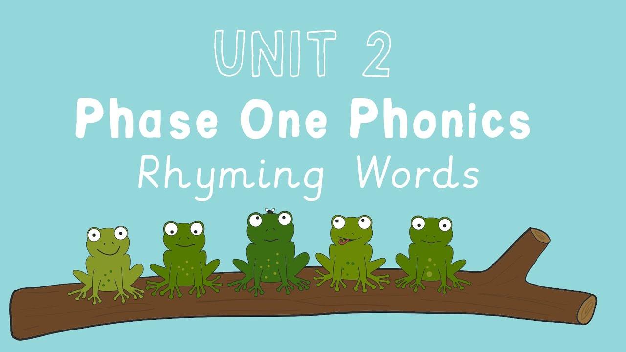 Pre-writers Club Video: Phonological Awareness - Rhyming Words