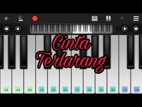 Cinta Terlarang - Perfect Piano