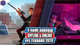 6 Game Android FPS Offline & Online Terbaru 2020