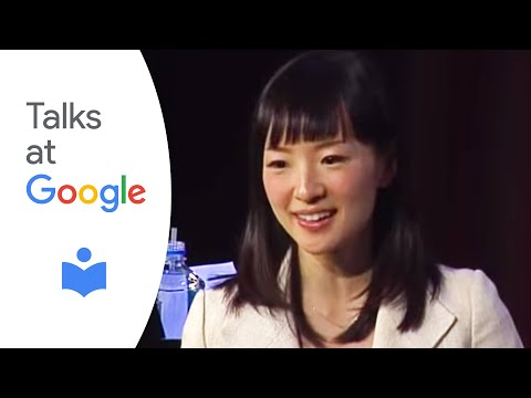 "Marie Kondo: ""The Life Changing Magic of Tidying Up"" 