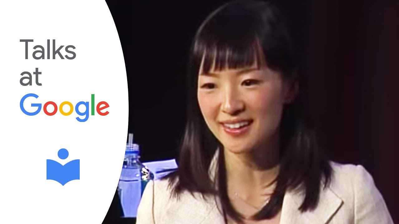 Download The Life Changing Magic of Tidying Up | Marie Kondo | Talks at Google