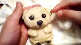 Собачка из солёного теста ми ми ми если енжоус