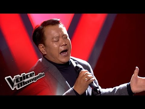 "Tsogtdelger.B - ""Tuund bi hairtai baisan"" - Blind Audition - The Voice of Mongolia 2018"
