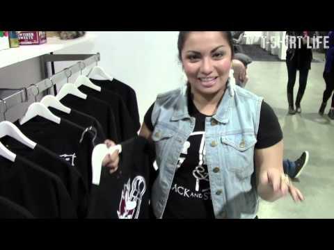 T-Shirt Life Agenda Show Long Beach (Part 4) STREET WISE GEAR, RACK AND STACK, MUCHO ALOHA, NEFF
