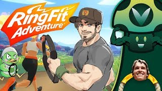 [Vinesauce] Vinny - Ring Fit Adventure