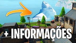 EVENTO DO ICEBERG - NOVAS INFORMAÇÕES - Fortnite Battle Royale