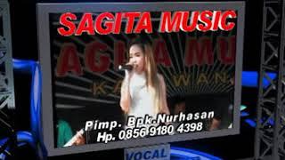 Icha Lapindo/Cinta terbaik/Sagita Music Turi - Cilebar