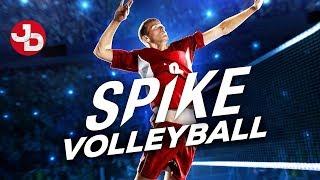 Spike Volleyball pc gamęplay 1080p 60fps