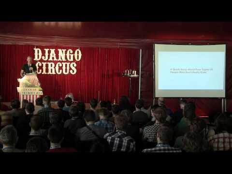 Image from DjangoCon EU 2013: Zed Shaw - The Imaginative Programmer