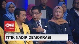 FlashNews Titik Nadir Demokrasi #KupasTuntas