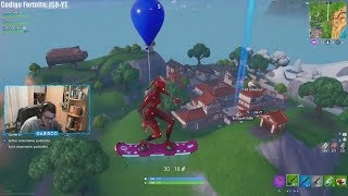 WIN in the NEW SEASON WITH BUG SOUND BY GLOBES FORTNITE Battle Royale GArisco