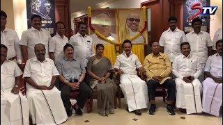 திமுக மக்களவை கொறடாவாக முன்னாள் மத்திய அமைச்சர் ஆ.ராசா தேர்வு! | DMK | MKStalin |STV