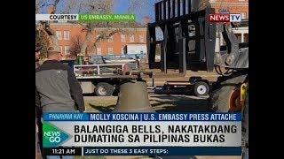 NTG: For the Record: Panayam kay Molly Koscina, US Embassy press attache