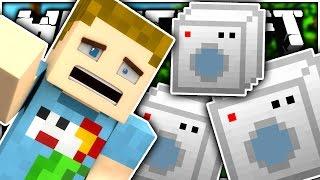 Minecraft | WASHING MACHINES EVERYWHERE?! - Project Ozone #1 ▻Merch...