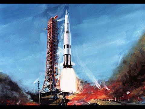 MSFC Rocket Engineers