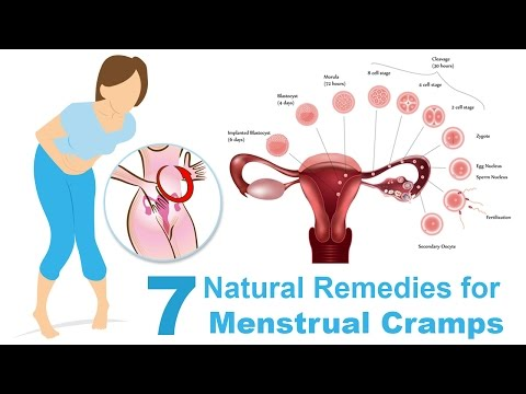 7 Natural Remedies for Menstrual Cramps