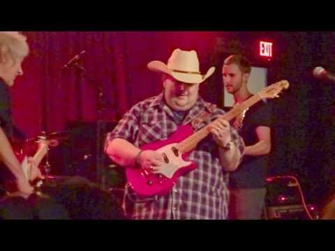 Johnny Hiland & Albert Lee at the Ernie BallMusic Man Show at Summer NAMM 2016
